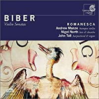 Biber: Violin Sonatas/Romanesca by H. Biber (2002-09-10)