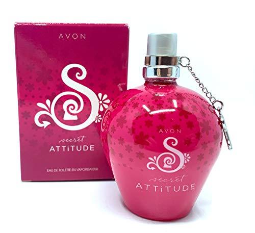 Avon Secret Attitude Eau de Toilette Para Mujer 50ml