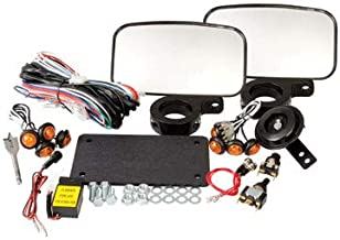 TUSK UTV Street Legal Horn and Signal Kit with Oil Filter - for Can-Am Commander Maverick 1000 800 Max Trail E Turbo X