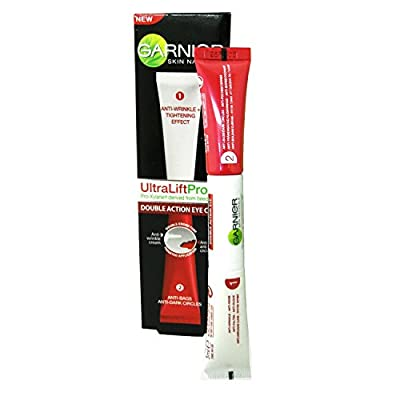 Garnier Skin Naturals Ultra Lift Pro - X Double Action Eye care 2x5ml from Garnier