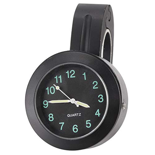 BALLSHOP 7/8 \'\' Motorraduhr Uhr Uhren Clock Für Motorrad Fahrrad Lenkeruhr Wasserdicht (Ohne Batterie)