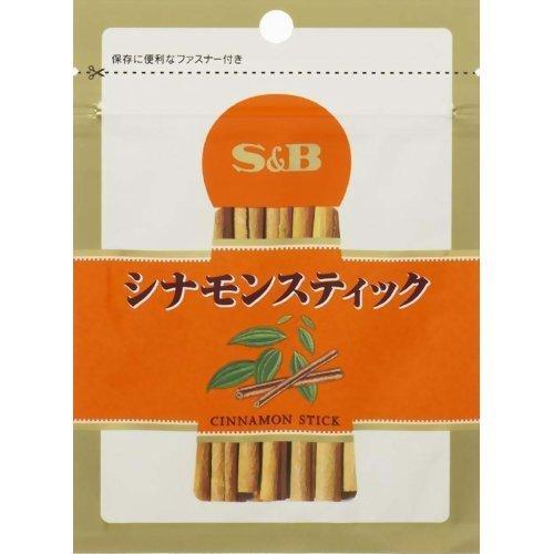 S&B シナモンスティック 袋 20g