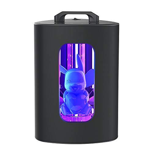 Sovol SL1 Aushärtemaschine 405 nm Harz UV Härtungsbox mit Rotary Aushärten Drehscheibe für LCD/DLP/SLA 3D Gedruckt Modelle