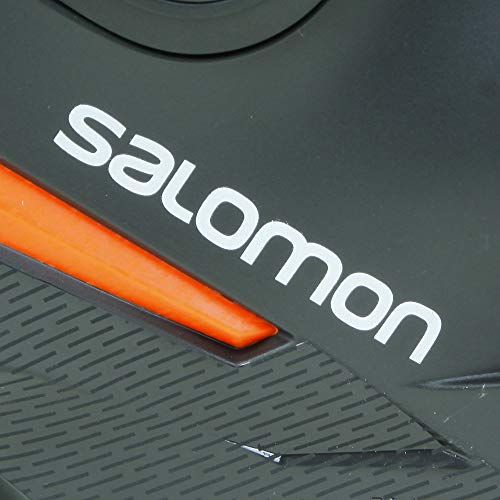 サロモンスキーブーツメンズS/MAX100エスマックス100L40547800BK/OR25.5