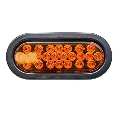 Riloer 1 Paar 12 V 22 LED Seitenmarkierungsblinker Signalleuchte Auto LKW Van Anhänger Lampe