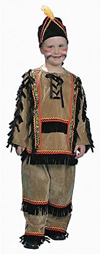 Deluxe Indian Boy Costume Set - Toddler T2 by Robe Up America