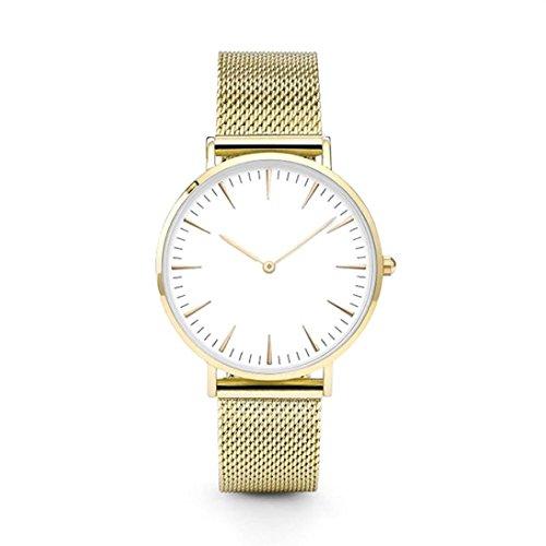 Damen Uhren,Beikoard Mode sexy Kleidung Gitter Kostüm Kurze Top Bowknot Plus Size Uniformen Hosenträger Rock Temptation Unterwäsche-Set (Gold)