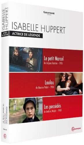 Isabelle Huppert-Actrice de légende