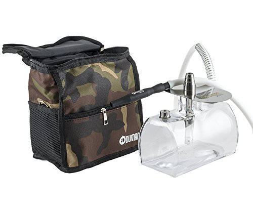 Oduman Shisha N7 Smoke Tank - clear