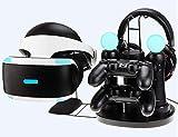Navitech Station de Recharge avec câble de Chargement USB de 1,2m 5v 3A - Compatible avec Le Sony Playstation VR/PSVR/CUH-ZVR1/ CUH-ZVR2