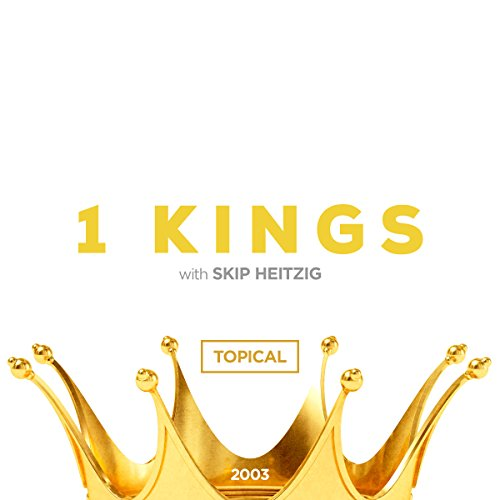 11 1 Kings - Topical - 2003 audiobook cover art