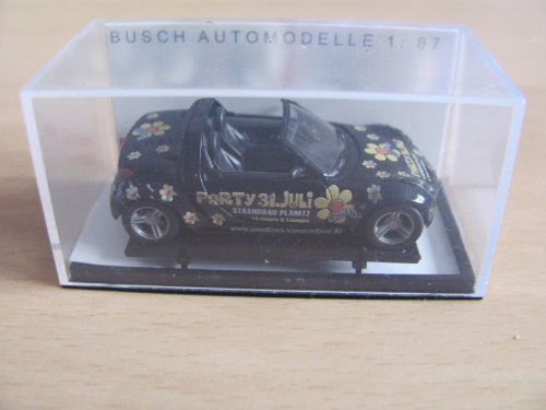 Busch Voitures - BUV49301 - Modélisme Ferroviaire - Roadster Party