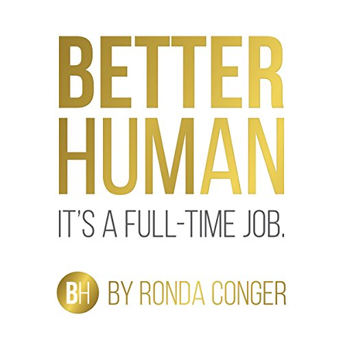 Better Human audiobook cover art