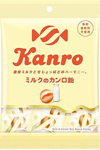 カンロ『ミルクのカンロ飴』