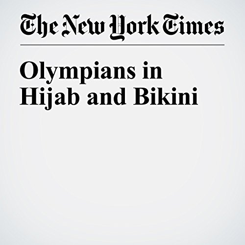 Olympians in Hijab and Bikini audiobook cover art
