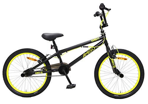 Amigo Danger - vélo BMX - 20 Pouces - Freestyle - avec...