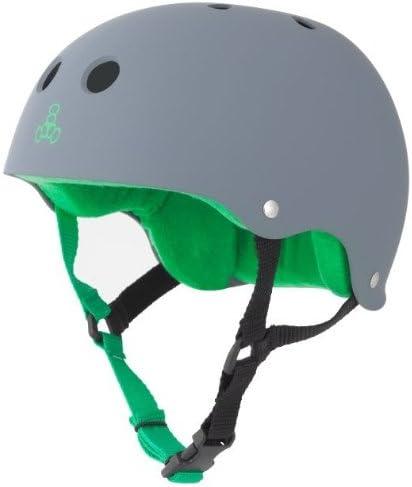 Triple Eight Luxury Sweatsaver Liner Helmet Skateboarding Very popular Rubbe Carbon