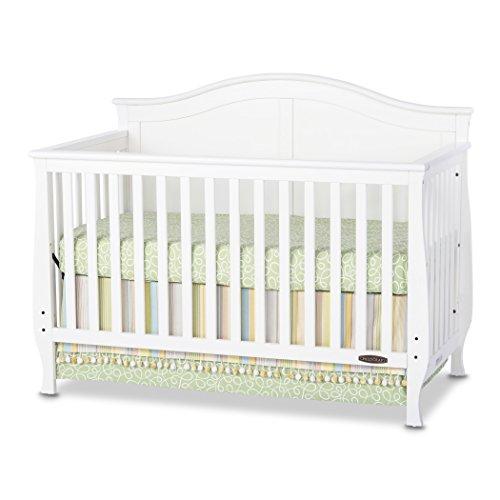 Child Craft Camden 4-in-1 Lifetime Convertible Crib | Amazon