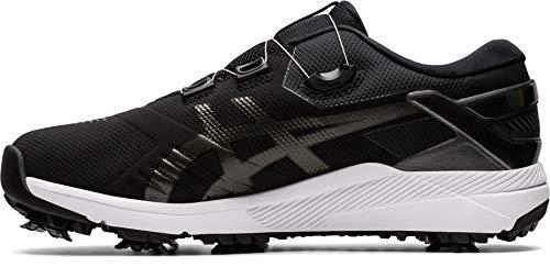 ASICS Men's Gel-Course Duo Boa Golf Shoes, 7M, Black/Gunmetal