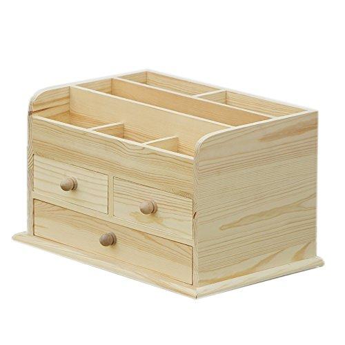 Étagère Rangement Table de dressage Boîte de finition Boîte de finition, bureau Stockage d'étagères