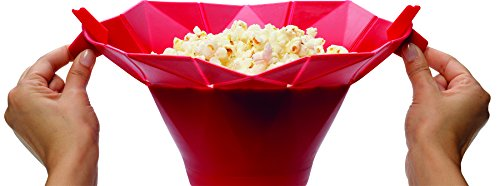 Chef'n 023616 - Spatola di Mais Popcorn in Silicone