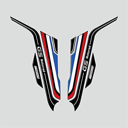 Protector Tanque Accesorios para Motocicletas Etiquetas engomadas de la Etiqueta engomada de la Etiqueta engomada 3D Etiqueta engomada de protección del Tanque de Combustible para BMW F750GS F850GS F