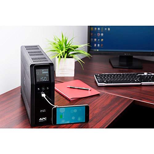 APC 1500VA batería de Respaldo con LCD