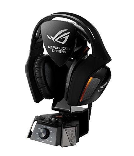 Asus ROG Centurion 7.1 Gaming Headset (USB-Audio Station, digitales Mikrofon, echter 7.1 Surround Sound) schwarz