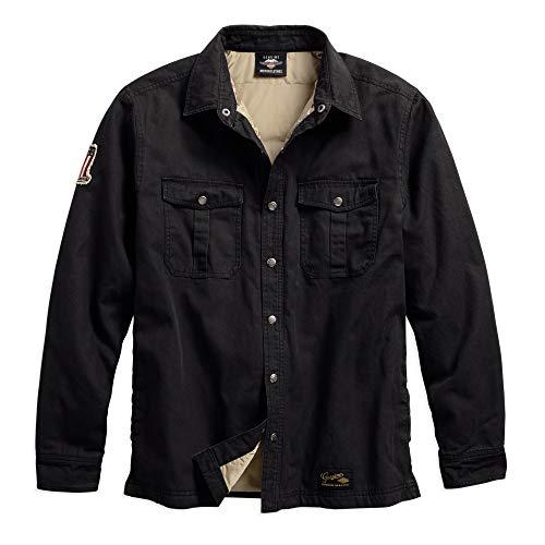 Canvas Moto Jackets Men's