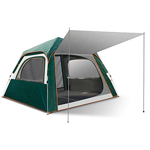 Camping Tent 6 Person Family Tents for Camping...