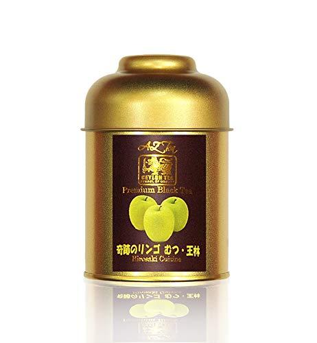 AZ Tea プレミアムアップルティー 奇跡のリンゴ / むつ・王林(茶葉)無農薬・カフェインレス