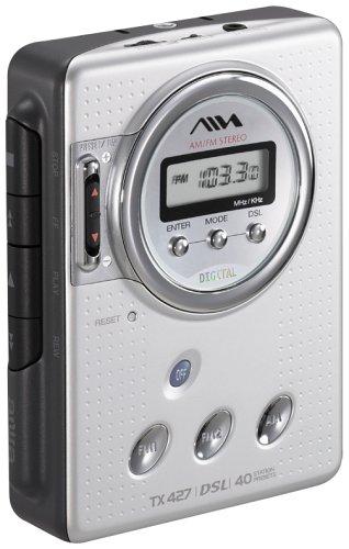Aiwa HS-RM436 tragbarer Kassettenspieler