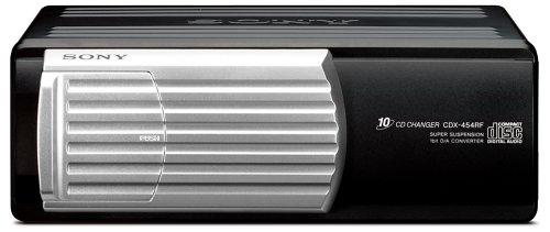 Sony CDX-454RF 10-fach CD-Wechsler schwarz