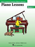 Piano Lessons: Book 4 (Hal Leonard Student Piano Library)