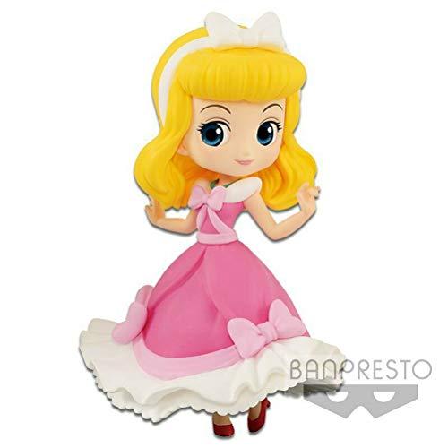 Disney- Figura QPOSKET Cenicienta Petit...