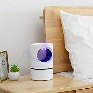 yqs Lámpara de Mosquito Lámpara Antimosquitos USB Eléctrico Sin Ruido Sin Radiación Asesino De Insectos Moscas Lámpara Trampa Lámpara Anti Mosquitos Inicio
