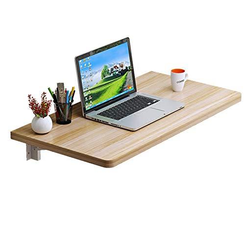 Mesa Abatible de Pared, Mesa de Comedor de Cocina Simple y Plegable Escritorio para Computadora, 40/50/60/70/80/100/120 de Ancho (Size : 100X40cm/39.4'X15.7')