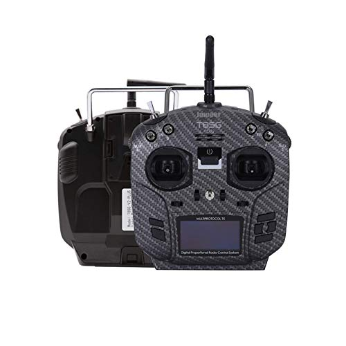 jumper Latest T8SG V3 Plus Carbon Mode2 Multi-Protocol 2.4G 10CH Transmitter Radio USA Priority Shipping Included