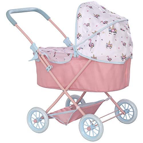 HTI Babyboo - Cochecito de bebé para niños (3 años)