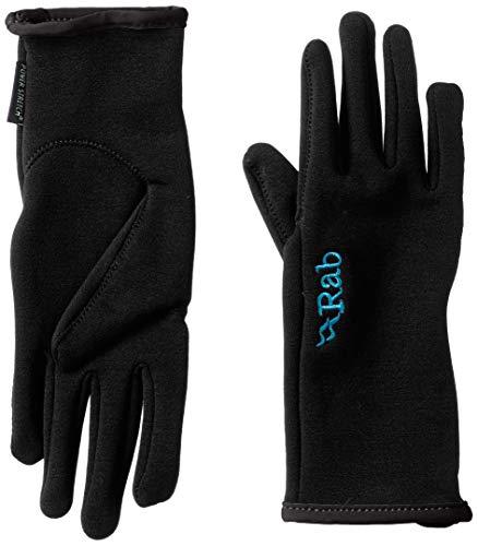 RAB Damen Power Stretch Pro Handschuhe, Black, S