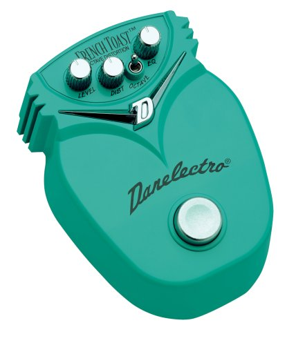 Danelectro DJ-13 French Toast Octave Distortion Mini Effects Pedal