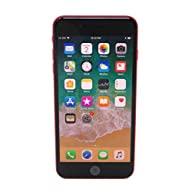 Apple iPhone 8 Plus, 256GB, Red - For AT&T / T-Mobile (Renewed) Front Display Screen