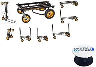 Rock N Roller Multi-Cart, Model R12 RockNRoller W/FREE Pop Socket
