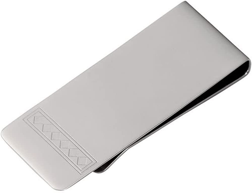 FB JEWELS Stainless Steel Money Clip