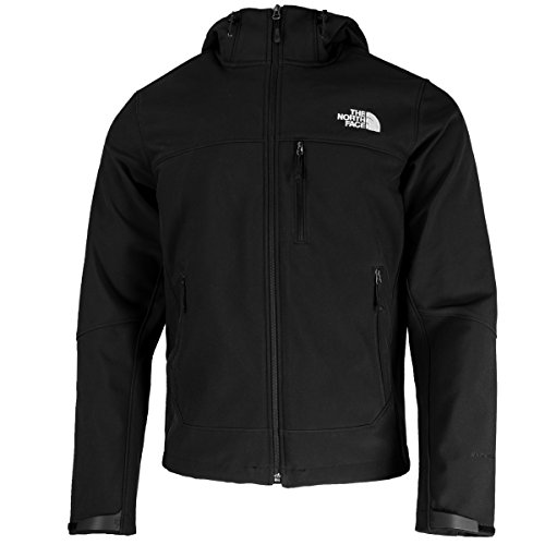 The North Face Bekleidung W Apex Bionic Softshell Black (T0AMVX001) XS Schwarz