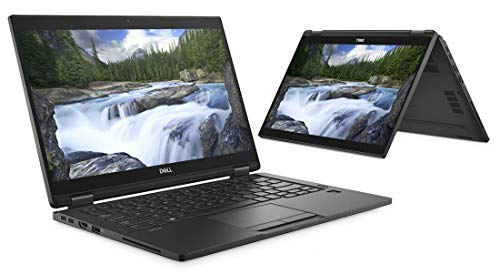 Dell Latitude 7390 13.3' 2-in-1 Laptop with Intel Core i7-8650U / 16GB RAM / 512GB SSD / FHD Touch Display / Windows 10 Pro