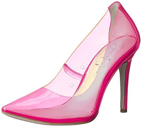 Jessica Simpson Women's PIXERA2 Pump, Pink, 6 M US