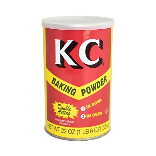 KC Baking Powder, 22 Ounce (Pack of 12)