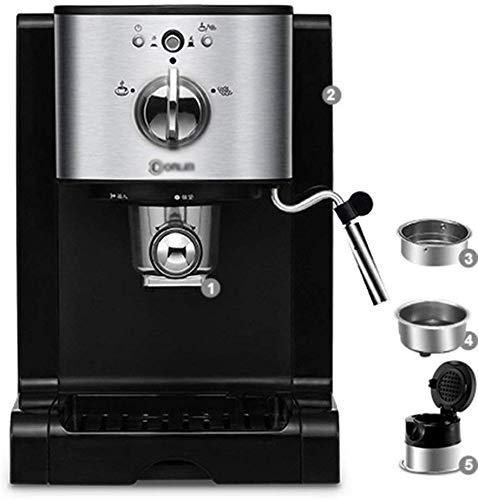 Allamp Máquina de café de la cápsula Cafetera Inicio automático de Negocios Mini un fácil y rápido