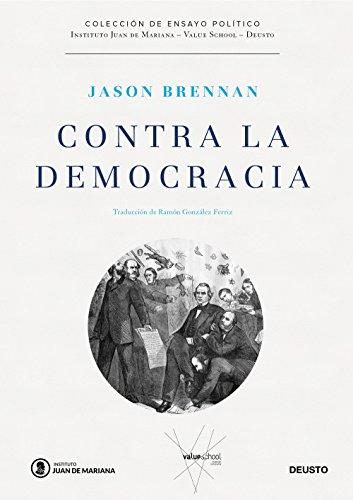 Contra la democracia (Juan de Mariana-Value School-Deusto)